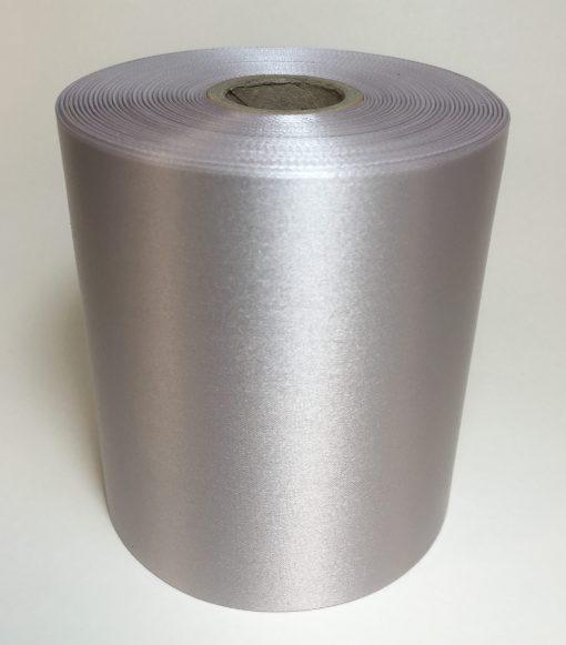 Polyester Silver Light Grey Ribbon 300