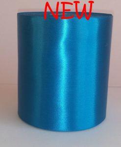 Aqua Polyester Ribbon