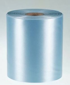 Baby Blue Polyester Ribbon