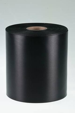Black Polyester Ribbon 1
