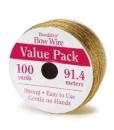 Bowdabra Bow Wire - 100 yard value pack