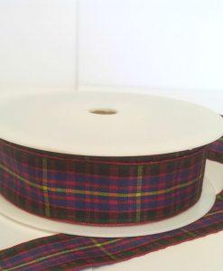 Cameron Polyester Tartan 25mm x 25m