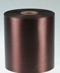 Chocolate Polyester Ribbon