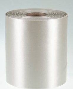 Cream Polyester Ribbon