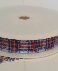 Dress Stewart Polyester Tartan 16mm x 25m