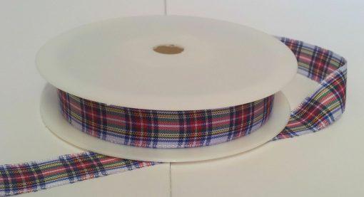 Dress Stewart Polyester Tartan 16mm x 25m 1