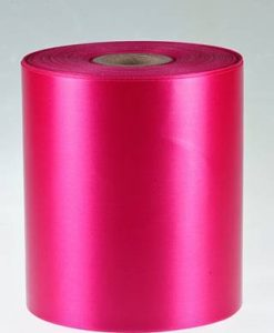 Fuchsia Polyester Ribbon