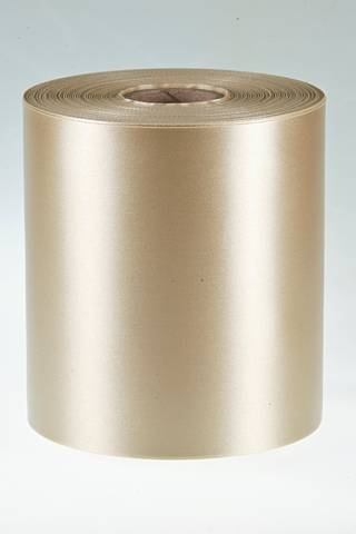 Gold Polyester Ribbon 1