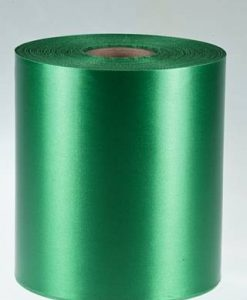 Green Polyester Ribbon