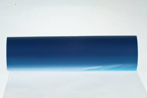 Water resistant Transfer Foil - Blue - 110mm x 50m 1