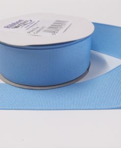 Luxury Pale Blue Grosgrain Ribbon