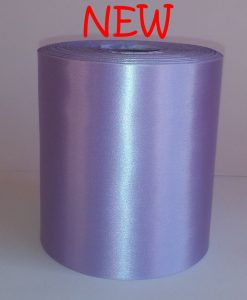 Mauve Polyester Ribbon