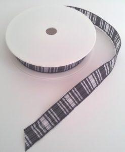 Menzies Polyester Tartan 16mm x 25m