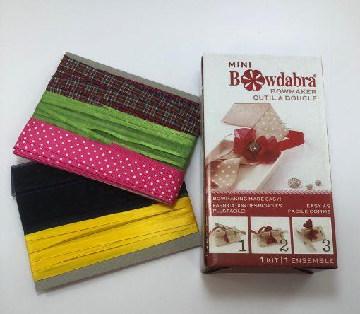 Mini Bowdabra with ribbon 2021
