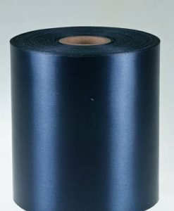Navy Blue Polyester Ribbon