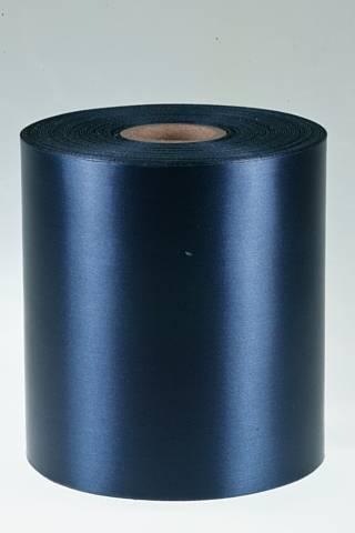 Navy Blue Polyester Ribbon 1