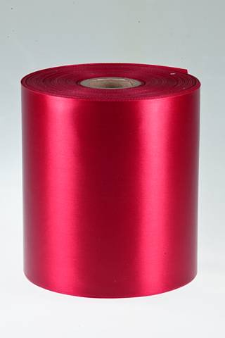 Red Polyester Ribbon 1