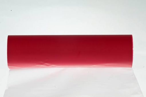 Water Resistant Transfer Foil - Red - 110mm x 50m 1