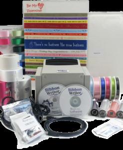 Ribbon Writer Advance - Professional Pack