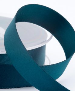 ( Col. 66 ) Teal Double Faced Satin