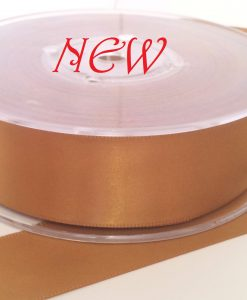 ( Col. 58 ) Vintage Gold Double Faced Satin
