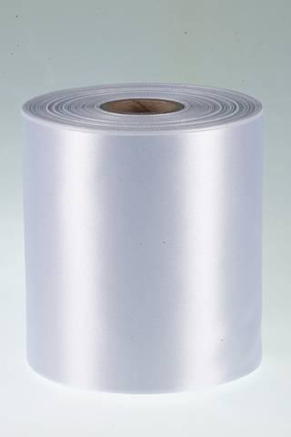 White Polyester Ribbon 1