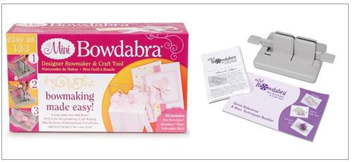 mini-bowdabra