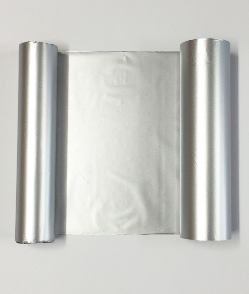 Washable Silver