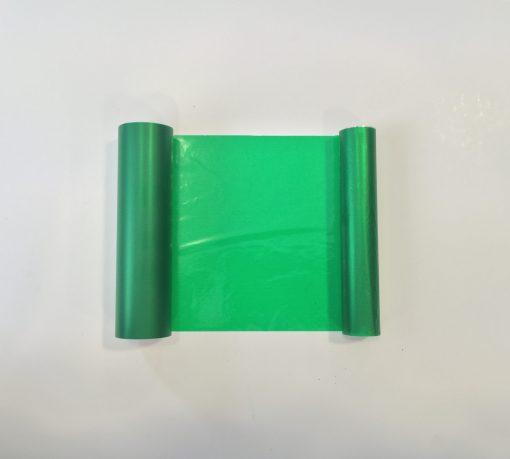 Waterproof green foil