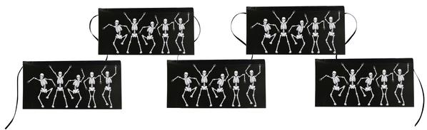 4086 11 Skeleton bunting