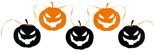 70303 Halloween bunting