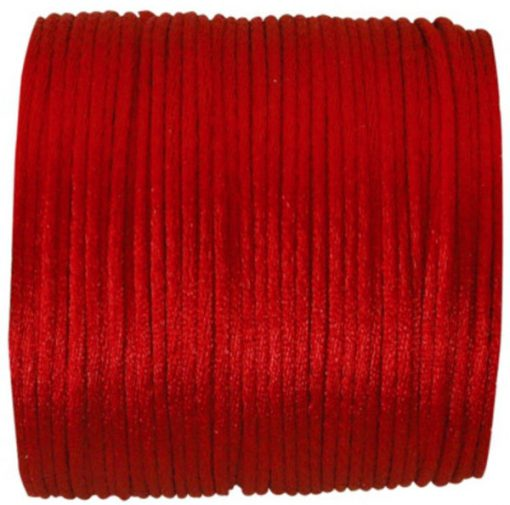 Rattail Polyester cord 2mm x 25m 3117