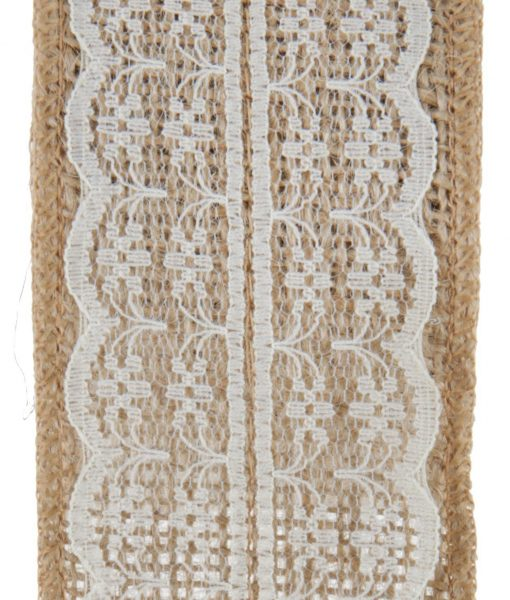 5089 25 Natural Jute ribbon