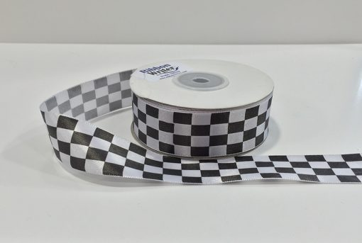 chequered flaf