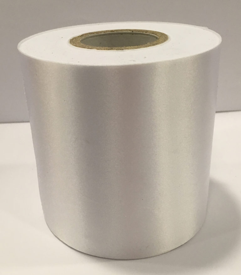 Poly white 100mm new